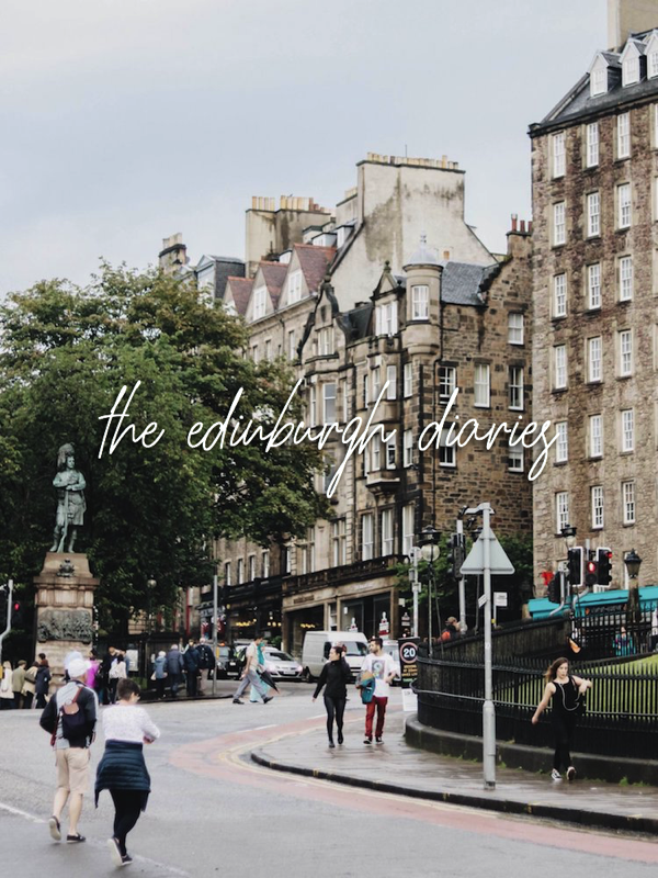The Edinburgh Diaries • part ii