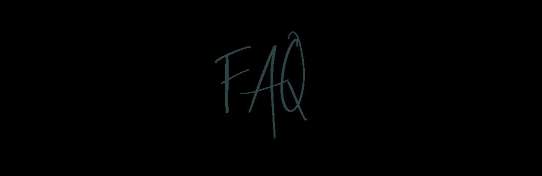 faq - header