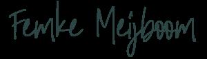 Femke Meijboom - header
