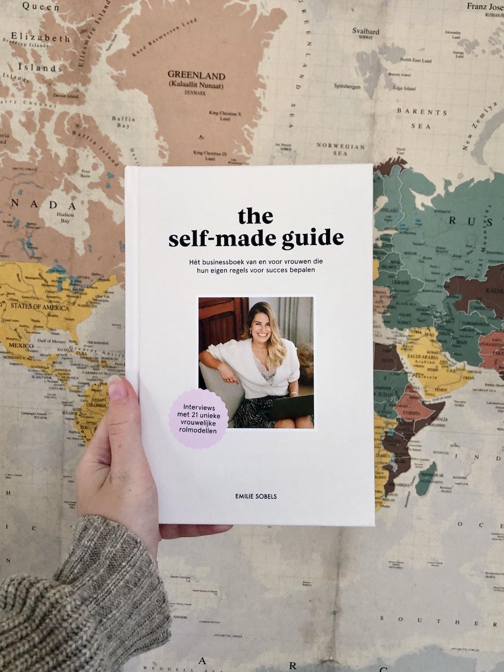 Recensie: The Self-Made Guide van Emilie Sobels