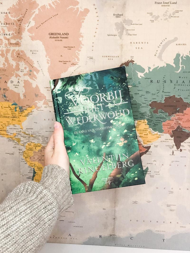 Recensie: Voorbij het Wederwoud – Valentijn Ringelberg