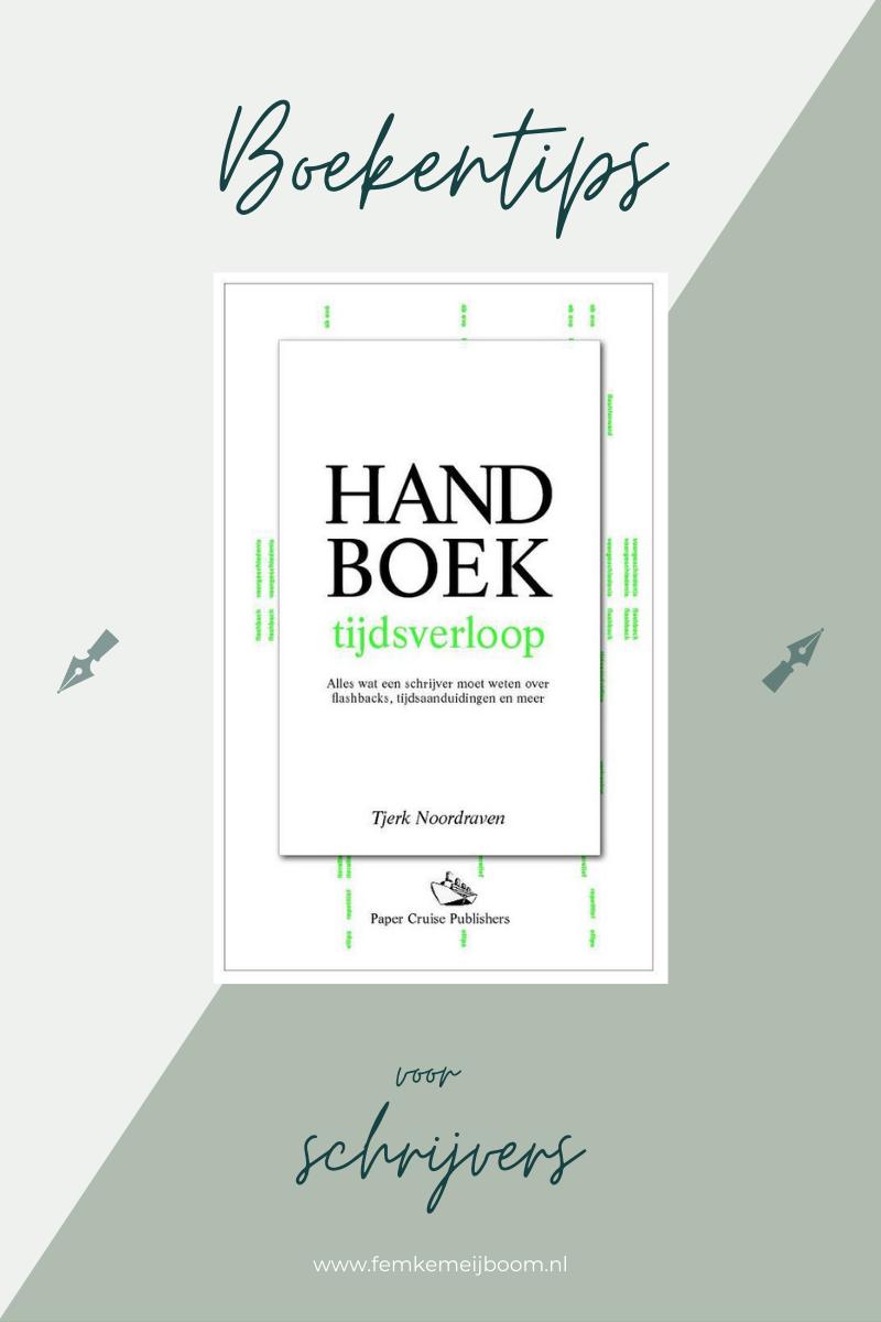 Boekentips voor schrijvers | Handboek Tijdsverloop