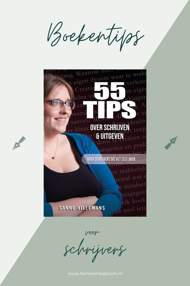 boekentip 55 tips sanne hillemans