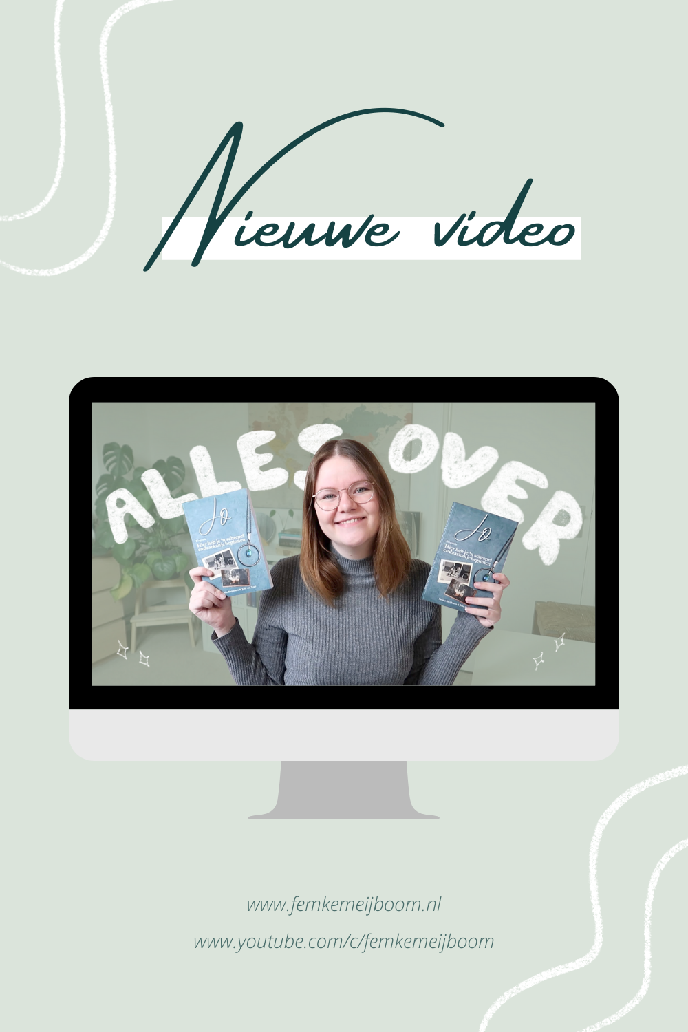 Video | Alles over mijn boek 'Jo'